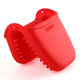 Dexas Red Silicone Mini Mitt