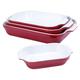 Emile Henry® Classics® Cerise Lasagna Dish