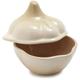 Le Creuset® Petite Stoneware Garlic Baker