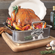 Mauviel® M'Cook Roasting Pan with Rack & Bonus Kitchen Towel