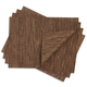 Chilewich Brick Rectangular Bamboo Placemat