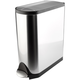 simplehuman® 10 Gallon Deluxe Butterfly Step Can