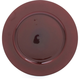 Sur La Table® Red Round Charger