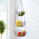 Three-Tiered Hanging Basket