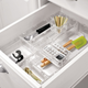OXO® Interlocking Modular Drawer Organizers