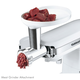 Cuisinart® Stand Mixer Meat Grinder Attachment