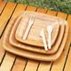Bambu Bamboo Flatware, 24-Piece Set