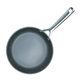 Le Creuset Forged Hard Anodized Skillet, 9¾