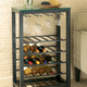 Narrow Trio Wine Rack