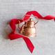 Copper Teapot Ornament