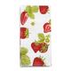Laminated Strawberry Napkins