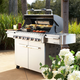 Weber® Summit S-670 Series Stainless Steel Gas Grill