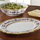 Deruta-Style Baroque Oval Platter, 16?