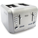 DeLonghi® Stainless Steel Toaster 4 Slice