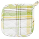 Kitchen Linens from India: Plaid Potholder