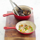 Le Creuset® Cherry Two-in-One Pan