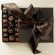 Dark & Milk Chocolate Nut & Caramel