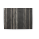 Chilewich Mocha Ghost Stripe Rectangular Placemat, 14