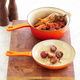 Le Creuset® Flame Two-in-One Pan