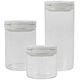 OXO® FlipLock Glass Canisters