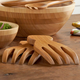 Bamboo Salad Hands, Set of 2