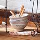 'Bistro de Paris' Porcelain Bowls
