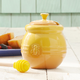 Le Creuset® Dijon Honey Pot with Dipper