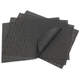 Chilewich Jet Black Rectangular Bamboo Placemat
