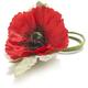 Poppy Napkin Ring