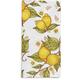Lemon Print Napkin
