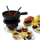 Swissmar® AlpenGlow Electric Fondue Set