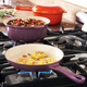 Le Creuset® Cassis Two-in-One Pan