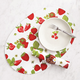 Laminated Strawberry Placemat