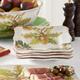 Acorn & Fig Square Plates