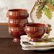 Revol Grand Classiques Caramel Lion-Headed Soup Bowl