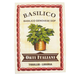 Basilico Orti Italiani Kitchen Towel