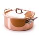 Mauviel® M'Heritage Copper Stockpot, 9.1 qt.