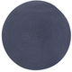 Navy Woven Round Placemat