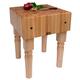 John Boos & Co.® Butcher Block Table