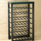 Short Trio Wine Storage Rack, 38½