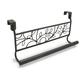 interDesign® Twigz™ Over the Cabinet Bronze Towel Bar