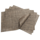 Chilewich Earth Rectangular Basketweave Placemat
