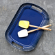 Le Creuset® Cobalt Rectangular Serving Platter