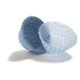 Turquoise Polka Dot Bake Cups, Set of 40
