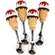 Waffle Cone Ice Cream Spoon