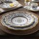 Deruta-Style Plates