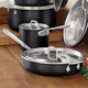 All-Clad® LTD2 Sauté Pans