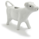 Porcelain Cow Creamer, 1oz