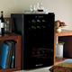 Wine Enthusiast® 28-Bottle Silent Wine Refrigerator