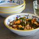 Deruta-Style Individual Pasta Bowl